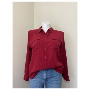 ❣️Red Blouse